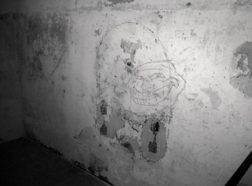 Henry Lee Lucas Drawing This Picture Was Found in His