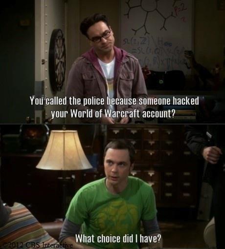 Sheldon Cooper Randki online