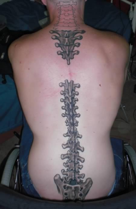 Tatuaże Ukrywające Defekty Ciała Joe Monster