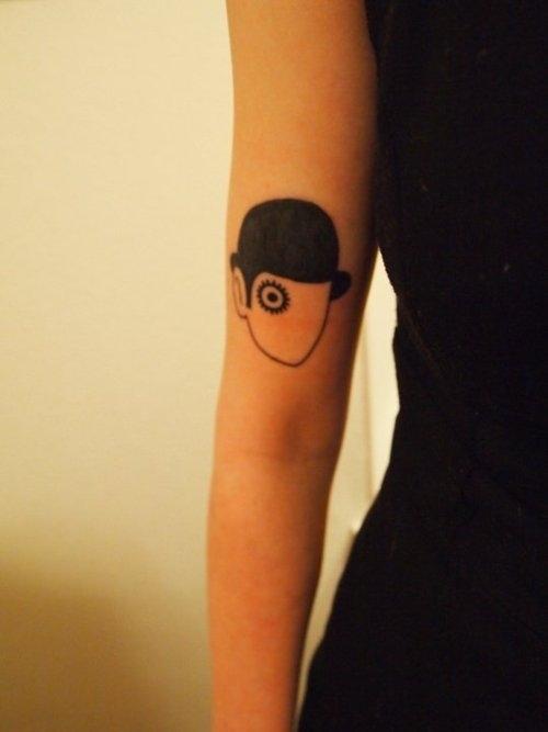 Tatuaże Inspirowane Książkami Joe Monster