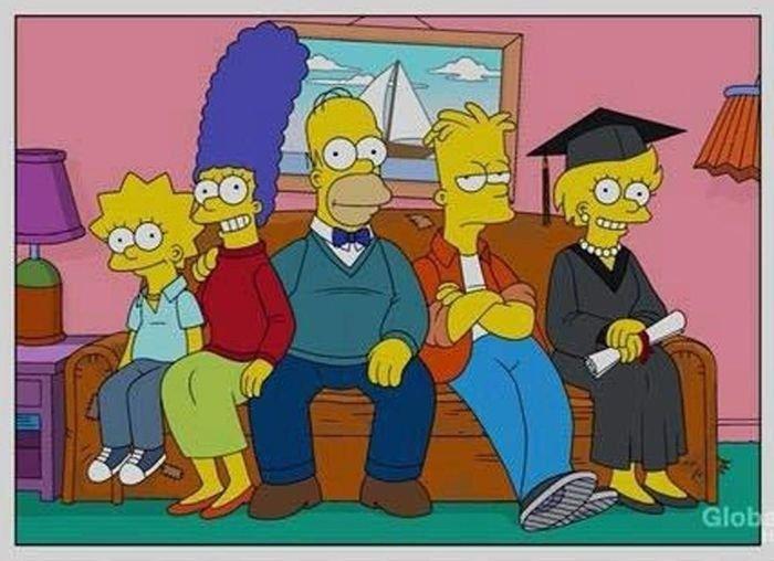 Bart Simpson seks animowany