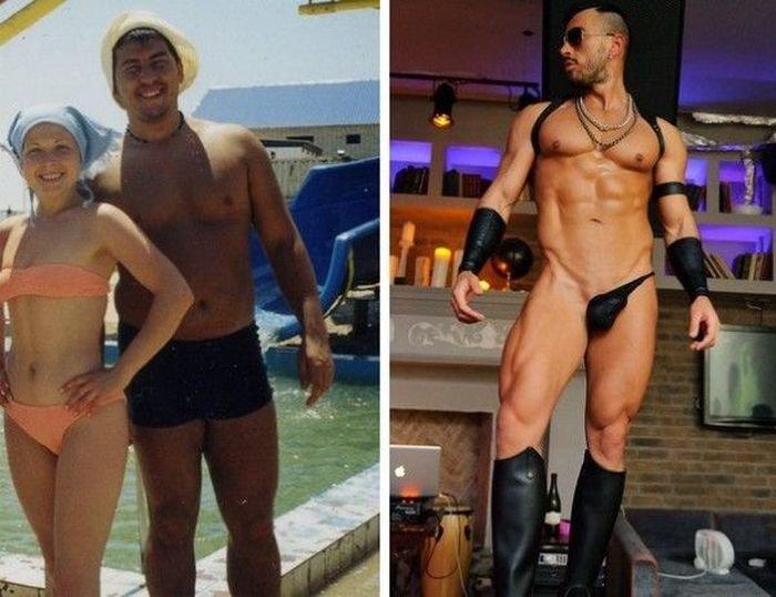 Porno gejów hipster