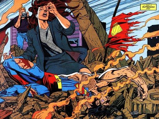 Superman komiks porno