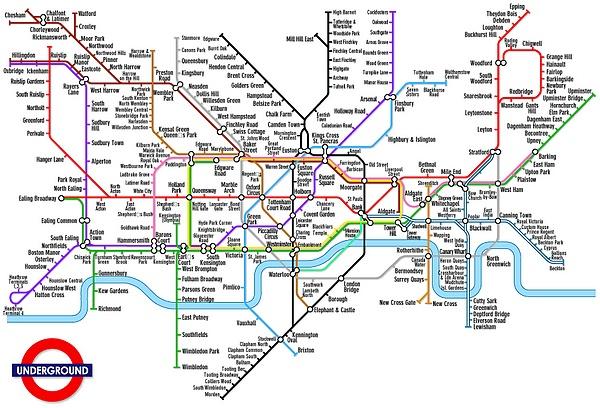 Londynskie Metro W Kilkunastu Ciekawych Faktach Joe Monster