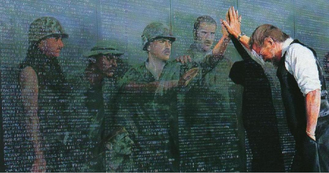 refection of the events of the vietnam war