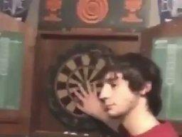 Prawdziwy mistrz darta
