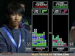 Finał Mistrzostw Świata w klasycznego tetrisa dostarczył sporo emocji