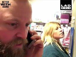 Trudne rozmowy w sklepie