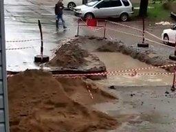Dzień jak co dzień w Rosji