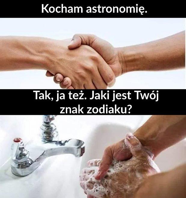 Randki astrofizyk