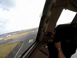 Lądowanie przy silnym wietrze nie jest takie proste