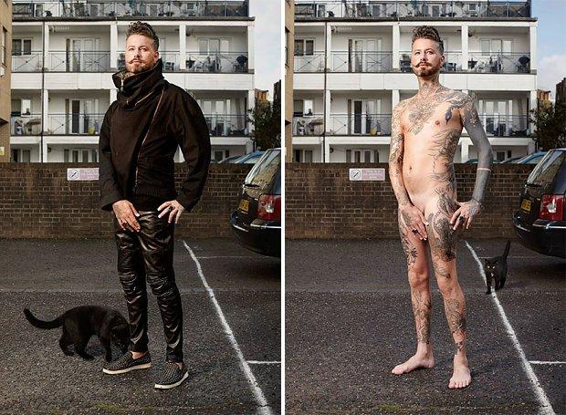 Nie Szata A Tatuaż Zdobi Człowieka