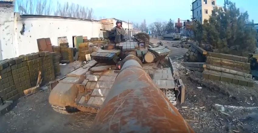 """""""Czołgowe selfie"""" czyli z kamerą w Ukraińskich Siłach Zbrojnych"""