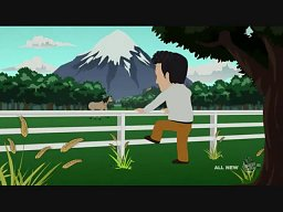 South Park - BP Cthulhu