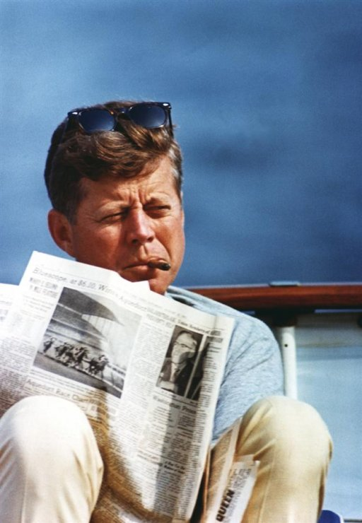 Cuban-Cigar-President-Kennedy