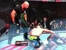 Prawdopodobnie najlepszy nokaut w historii UFC