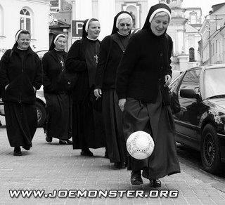 Nuns fun