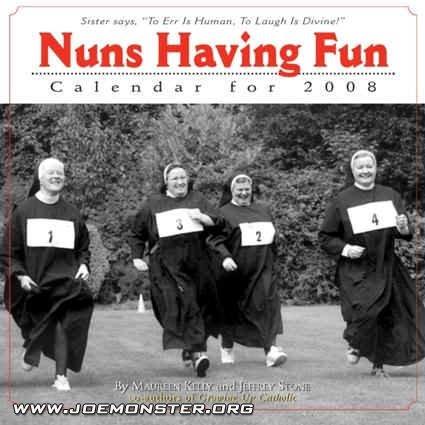 NunsHavingFun2008