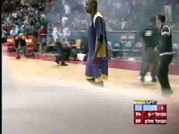 Wystrzałowy mecz koszykówki z Izraela