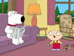 Stewie poznaje dziewczynę Briana