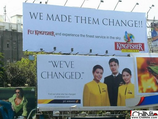 Indie - wojna reklamowa